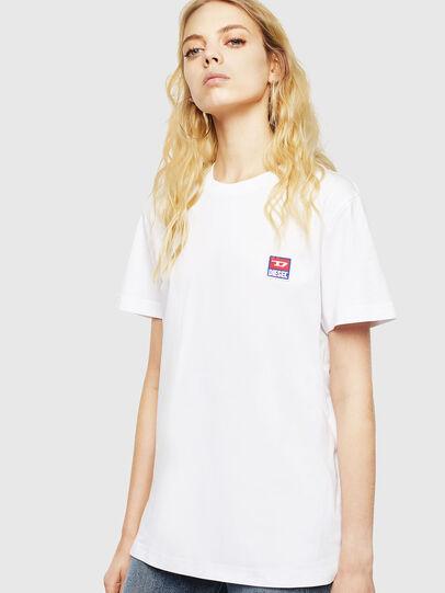 Diesel - T-DIEGO-DIV, Weiß - T-Shirts - Image 2