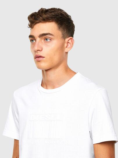 Diesel - T-DIEGOS-N35, Weiß - T-Shirts - Image 3
