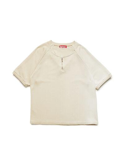 Diesel - GR02-T301, Weiß - T-Shirts - Image 1