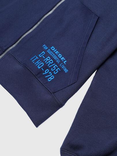 Diesel - UMLT-BRIANZ-W, Blau - Sweatshirts - Image 4