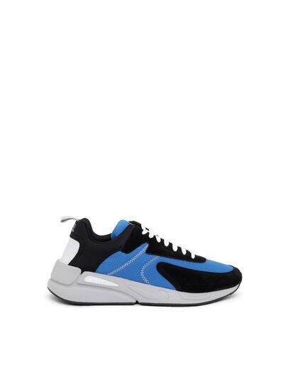 Diesel - S-SERENDIPITY LOW CU, Schwarz/Blau - Sneakers - Image 1