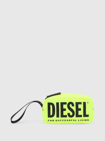 Diesel - BOLD POUCH, Gelb - Taschen - Image 1