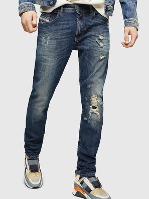 Thommer 083AC, Dunkelblau - Jeans