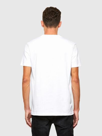 Diesel - T-DIEGOS-N35, Weiß - T-Shirts - Image 2
