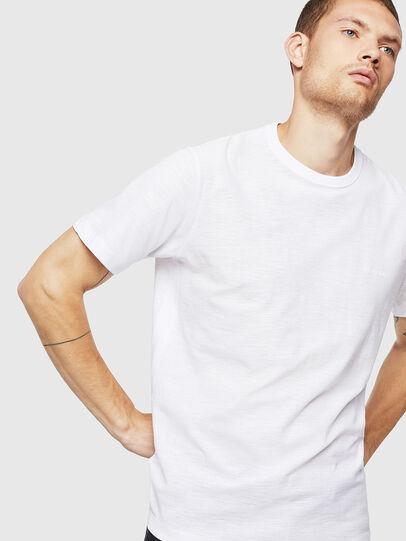 Diesel - T-TARRIS, Weiß - T-Shirts - Image 4