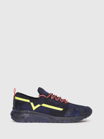 Diesel - S-KBY, Blau/Schwarz - Sneakers - Image 1