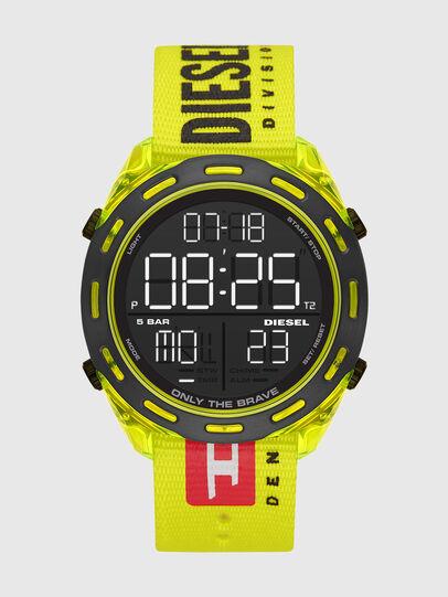 Diesel - DZ1895, Neongelb - Uhren - Image 1