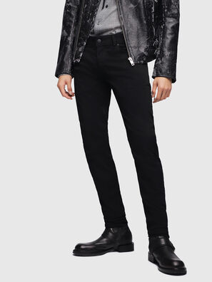Sleenker 069EI, Schwarz/Dunkelgrau - Jeans
