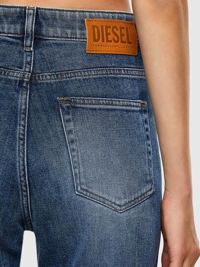 Diesel - D-Eiselle 0098W, Mittelblau - Jeans - Image 3