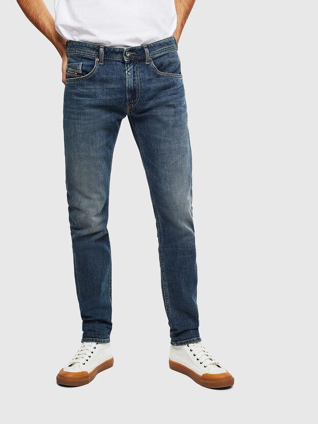 Thommer 0095M, Dunkelblau - Jeans
