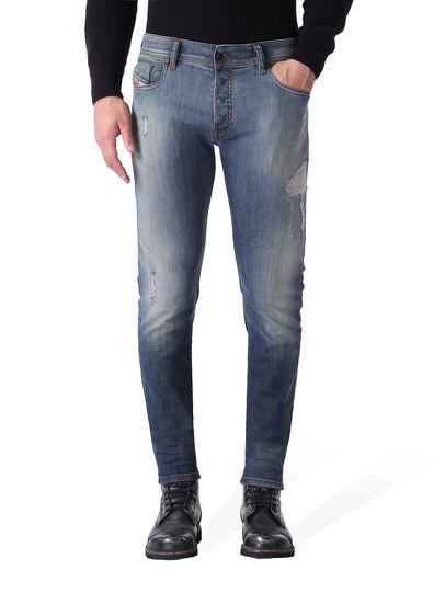 Diesel - Sleenker 0670N,  - Jeans - Image 1
