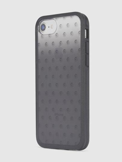 Diesel - MOHICAN HEAD DOTS BLACK IPHONE 8 PLUS/7 PLUS/6s PLUS/6 PLUS CASE, Schwarz - Schutzhüllen - Image 5