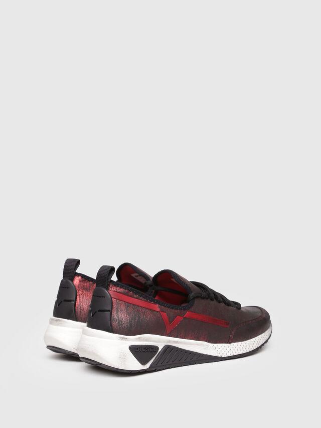 Diesel - S-KBY, Bordeauxrot - Sneakers - Image 3
