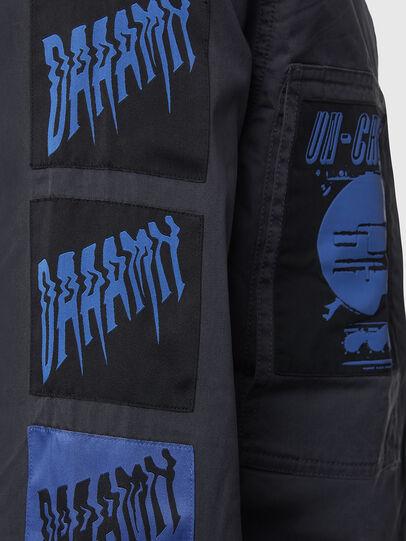 Diesel - S-MARCUS, Dunkelgrau - Hemden - Image 4