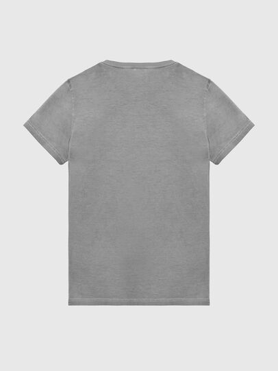 Diesel - T-SILY-WX, Dunkelgrau - T-Shirts - Image 2