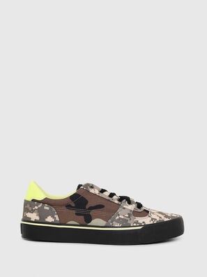 S-FLIP LOW, Armeebraun - Sneakers