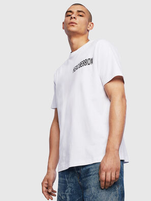 T-JUST-T10, Weiß - T-Shirts