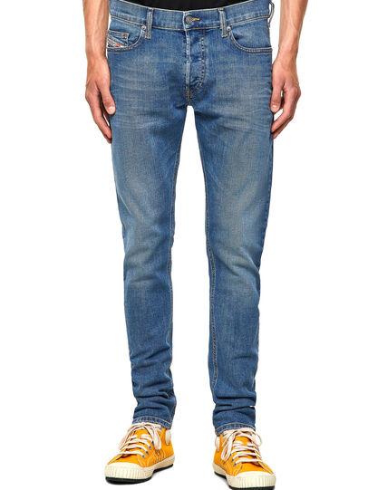 Diesel - D-Luster 009ZR, Hellblau - Jeans - Image 1