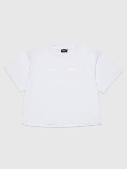 Diesel - TSOLY, Weiß - T-Shirts und Tops - Image 1