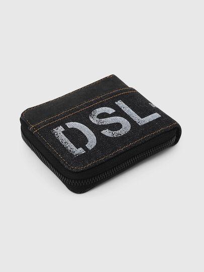 Diesel - ZIPPY HIRESH S, Dunkelblau - Portemonnaies Zip-Around - Image 5