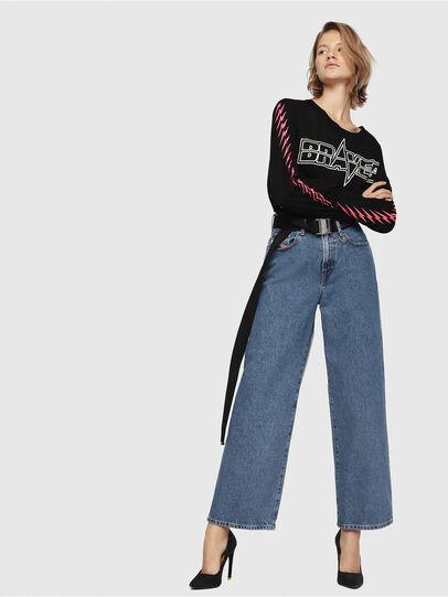 Diesel - Widee 0077V,  - Jeans - Image 3