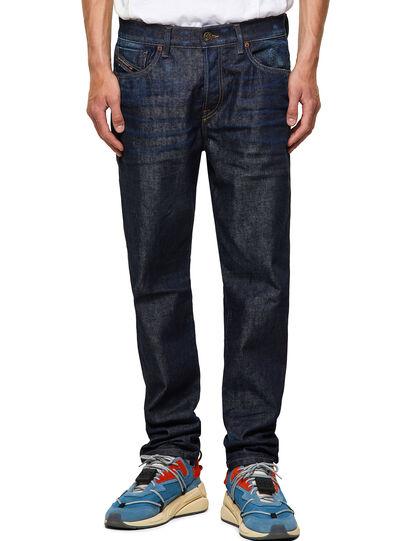 Diesel - D-Fining 09A20, Dunkelblau - Jeans - Image 1