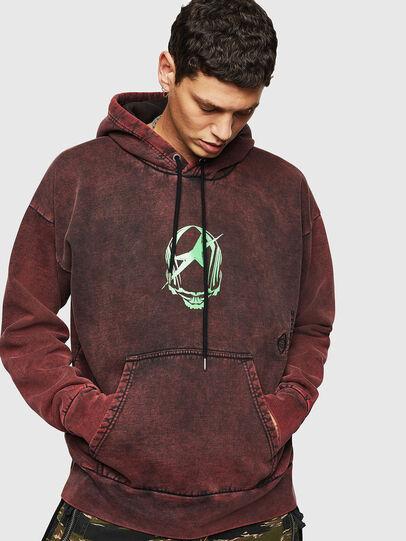 Diesel - S-ALBY-ACID,  - Sweatshirts - Image 1
