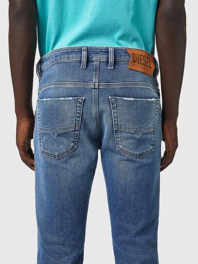Diesel - Krooley JoggJeans® Z69VK, Mittelblau - Jeans - Image 4