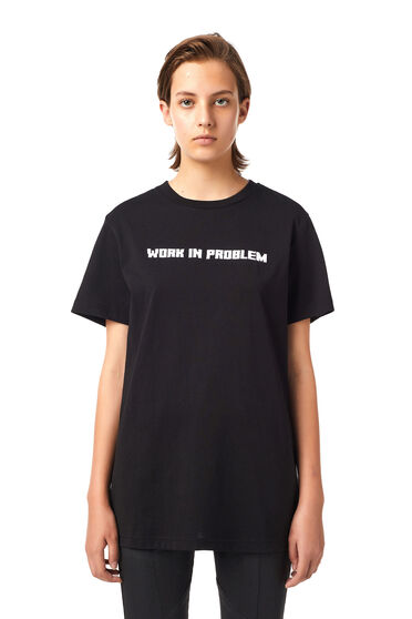 Green Label T-Shirt WORK IN PROBLEM