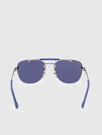Diesel - DL0340, Blau - Sonnenbrille - Image 4