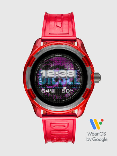 Diesel - DT2019, Rot - Smartwatches - Image 6