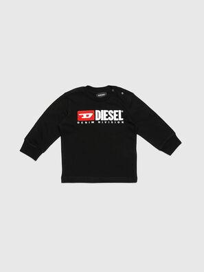 TJUSTDIVISIONB ML, Schwarz - T-Shirts und Tops