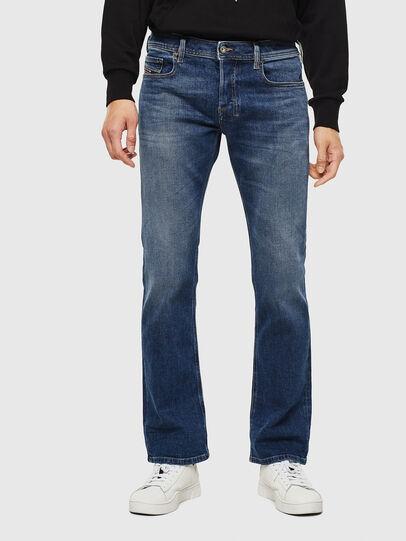 Diesel - Zatiny 0096E, Mittelblau - Jeans - Image 1