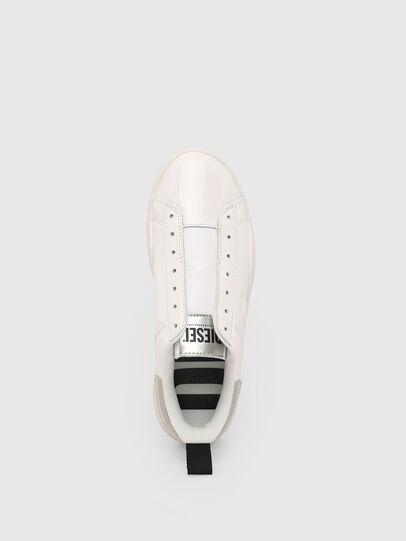 Diesel - S-CLEVER SO W, Weiß/Silber - Sneakers - Image 6