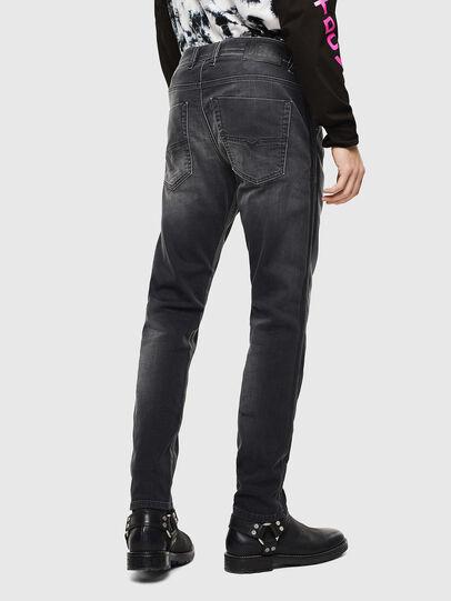Diesel - Krooley JoggJeans 0094Q, Schwarz/Dunkelgrau - Jeans - Image 2