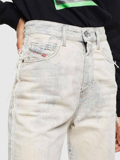 Diesel - D-Eiselle 0099P, Weiß - Jeans - Image 5