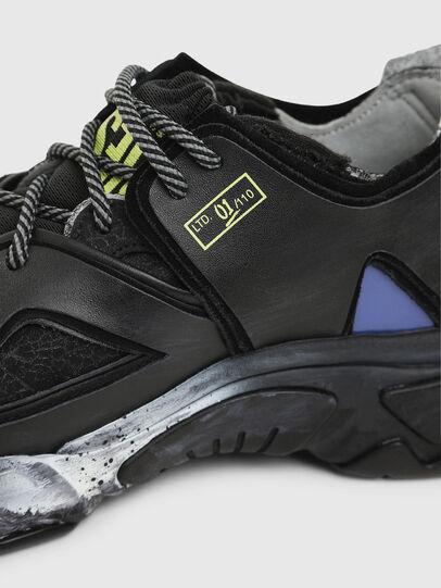 Diesel - S-KIPPER SP, Schwarz - Sneakers - Image 4