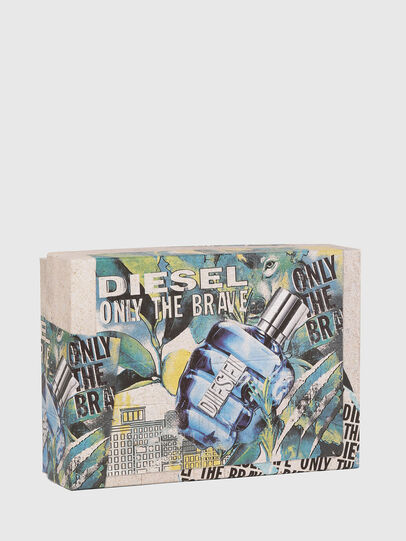 Diesel - ONLY THE BRAVE 50 ML GIFT SET, Weiß - Only The Brave - Image 2