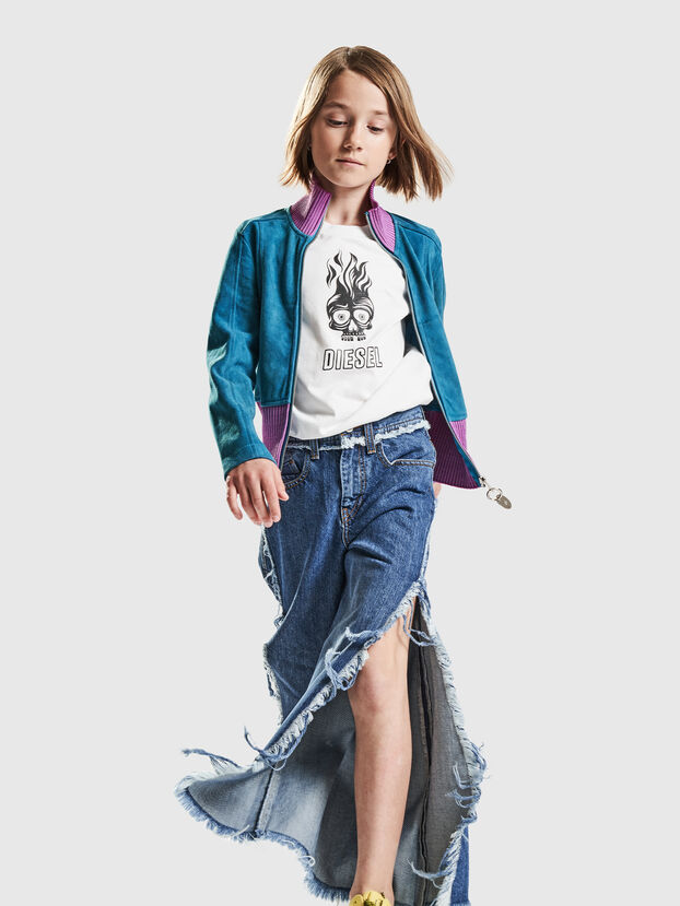 D-IZZIER-F-J, Mittelblau - Jeans