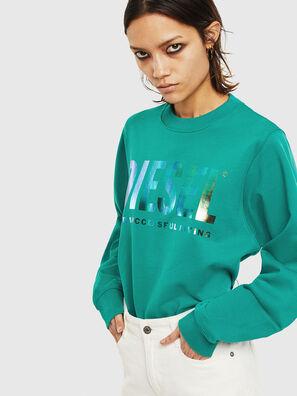 F-ANG, Dunkelgrün - Sweatshirts