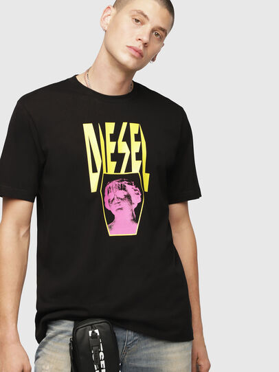 Diesel - T-JUST-YE,  - T-Shirts - Image 1