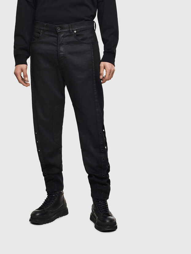 TYPE-2015-NE, Schwarz/Dunkelgrau - Jeans