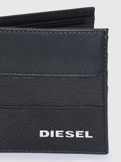 Diesel - HIRESH S, Dunkelblau - Kleine Portemonnaies - Image 4