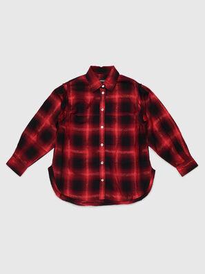 CSUNNYA, Rot/Schwarz - Hemden