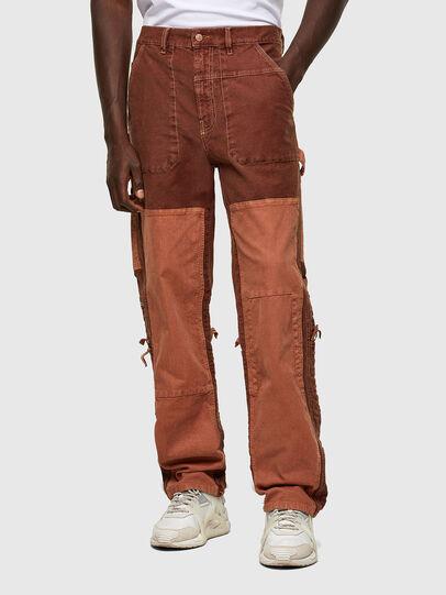 Diesel - D-Franky JoggJeans® 0DDAW, Braun - Jeans - Image 1