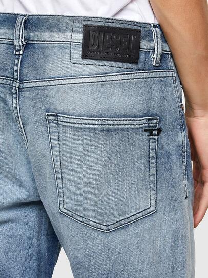 Diesel - D-Strukt 009NS, Hellblau - Jeans - Image 4