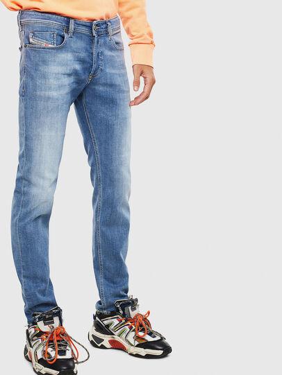 Diesel - Sleenker 0095G, Hellblau - Jeans - Image 4
