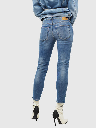 Diesel - Babhila 086AP, Mittelblau - Jeans - Image 2