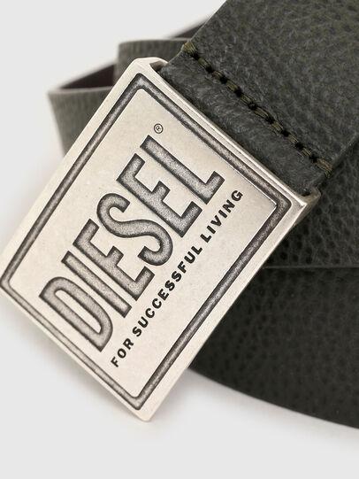 Diesel - B-GRAIN, Braun - Gürtel - Image 2