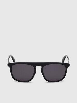 DL0297, Schwarz/Gelb - Sonnenbrille